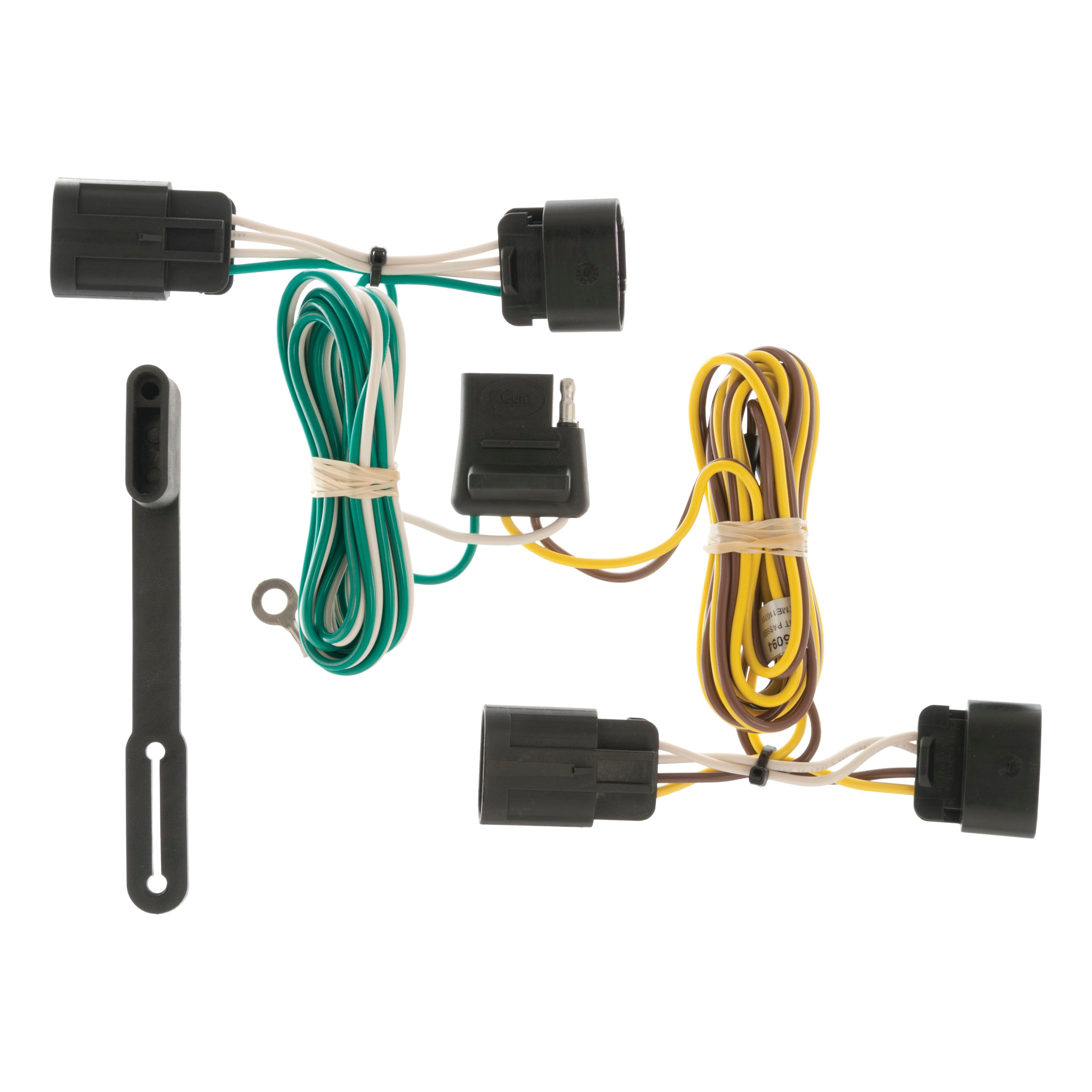 gmc terrain wiring harness wiring diagram for light switch \u2022 2008 jeep patriot trailer wiring curt 56094 wiring harness for 2010 2017 chevrolet equinox gmc rh ebay com 2007 gmc acadia