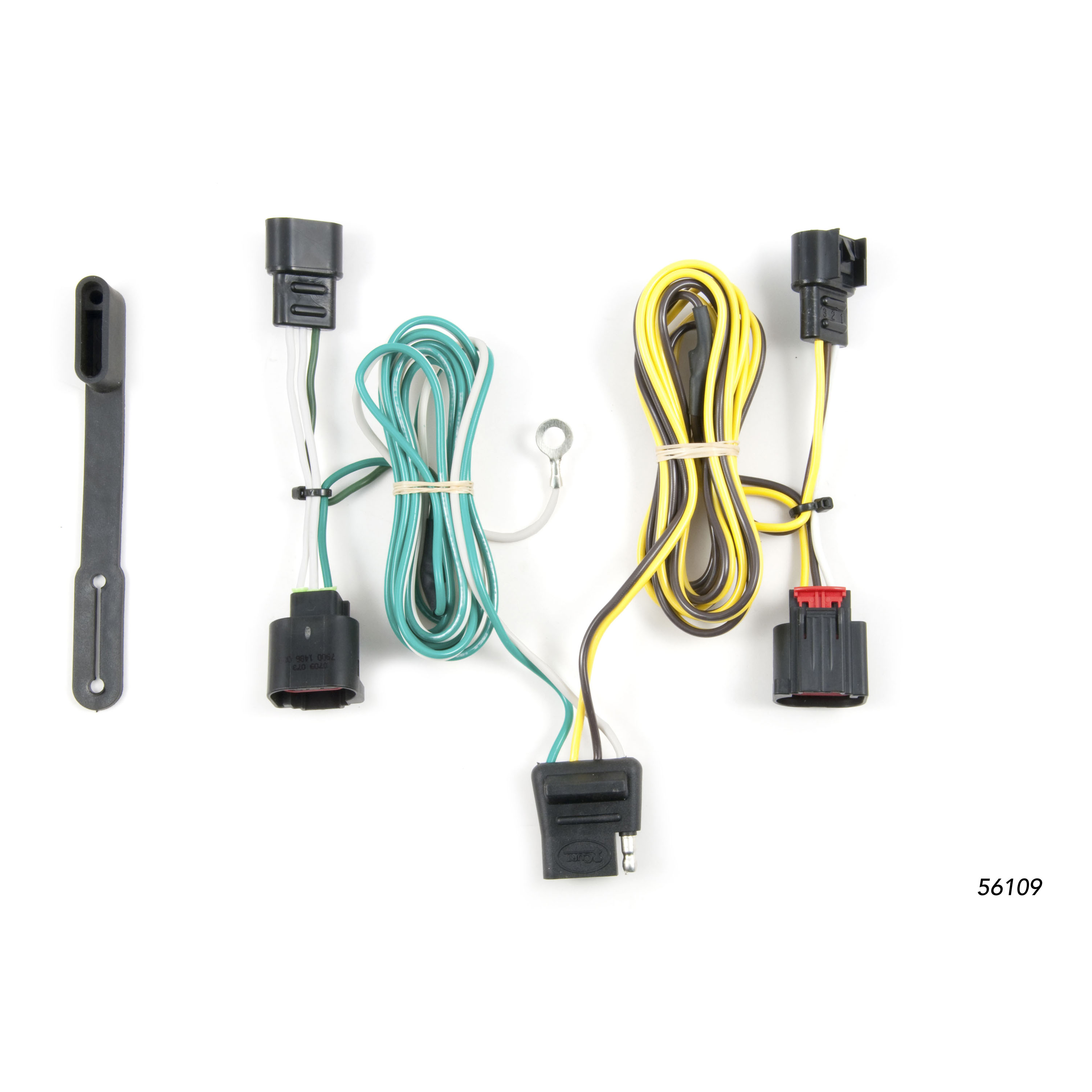 Curt Trailer Wiring Harness For 2012