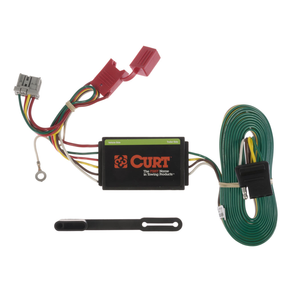 Part 56161 a ...  sc 1 st  CURT Manufacturing : trailer hitch wiring harness - yogabreezes.com
