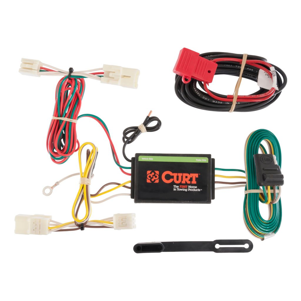 curt manufacturing curt custom wiring harness 56165 part 56165 a