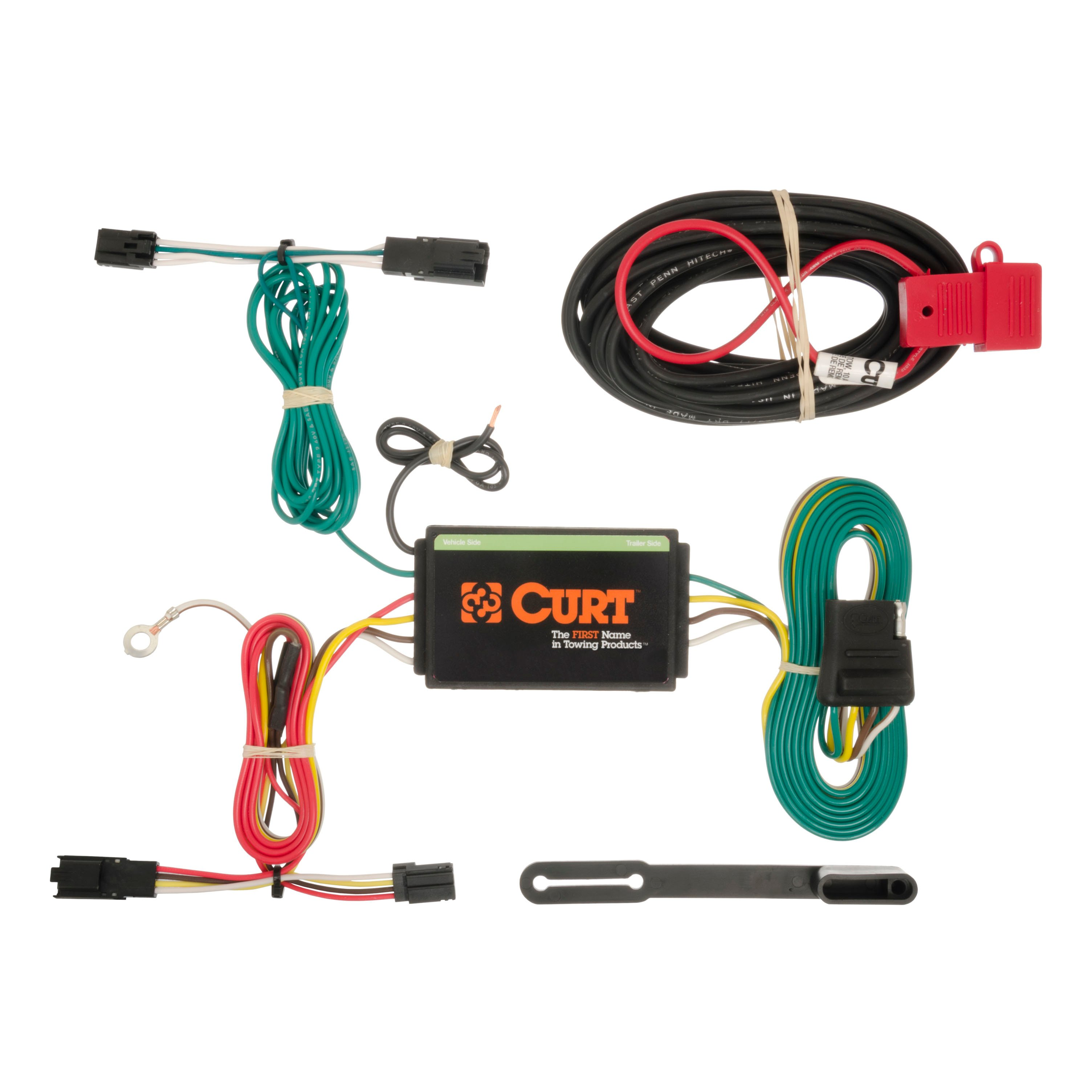 details about curt custom vehicle to trailer wiring harness 56176 for 13 15 chevrolet malibu 2013 curt wiring harness trailer honda crv curt trailer wiring harness #8