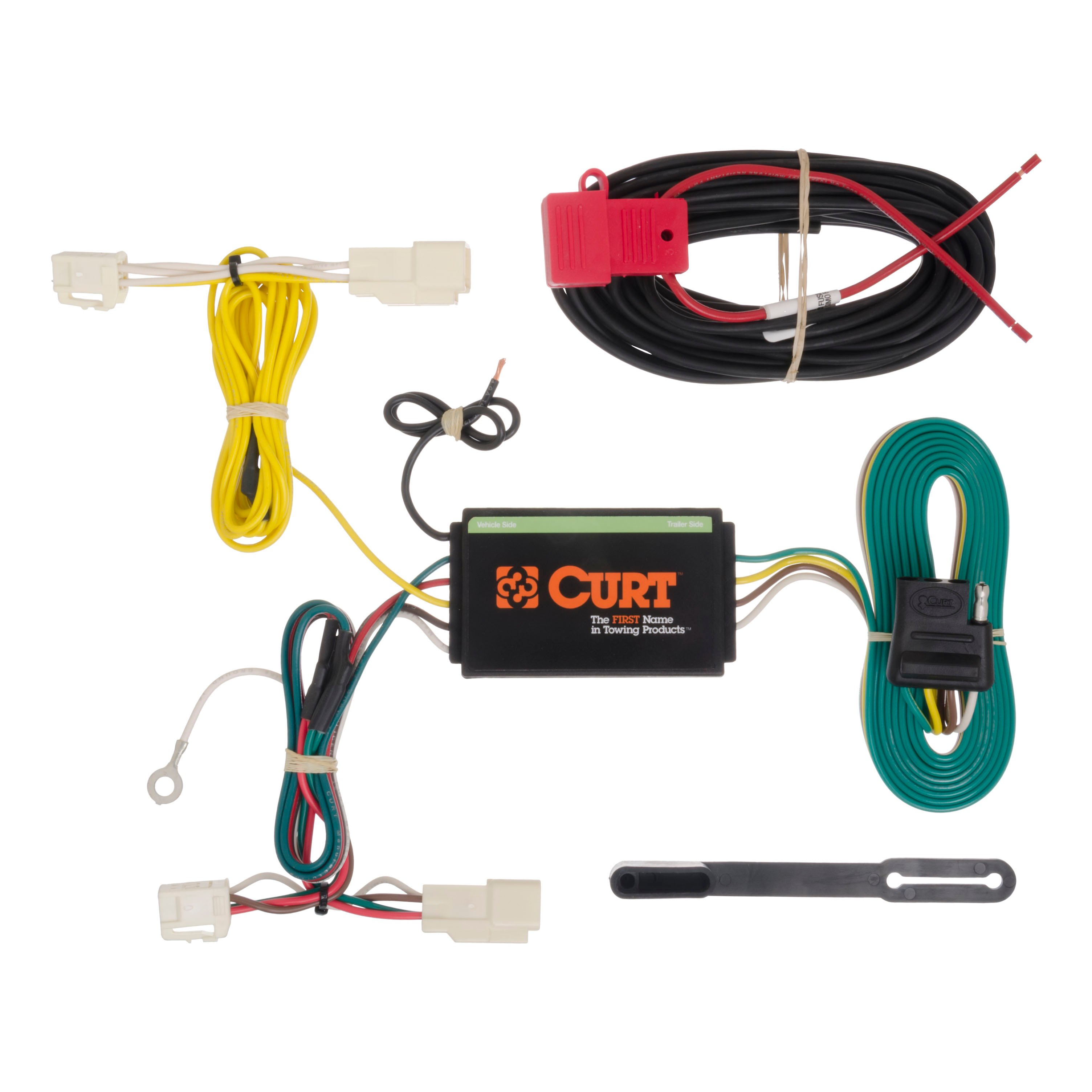details about curt custom vehicle to trailer wiring harness 56182 for 2012 lexus ls460 gmc trailer wiring harness diagram vehicle trailer wiring harness #15