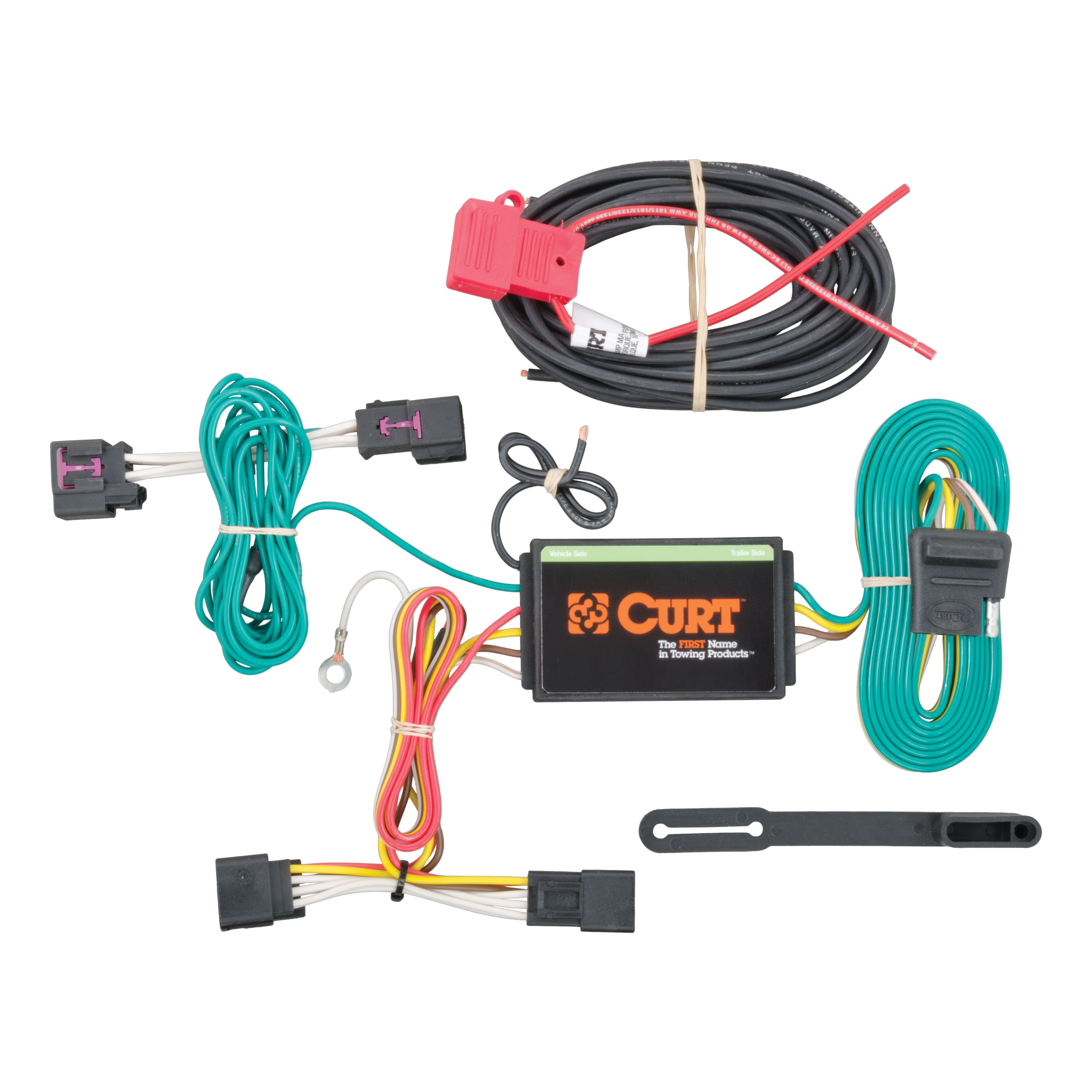 Trailer Wiring Harness Chevy Cruze Reinvent Your Diagram 1984 C10 Connectors Curt Vehicle To 56214 For Chevrolet Rh Ebay Com Connector Plug