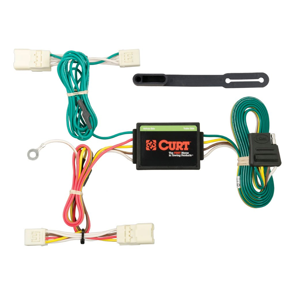 56223_1024x768_a trailer hitches, cargo carriers, and bike racks from curt GMC Trailer Wiring Adapter at fashall.co