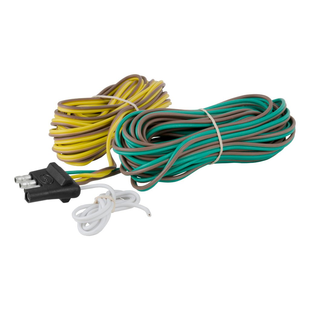 Hitches Direct Trailer Truck Towing Eau Claire Wi Connector Sockets W Mounting Bracket And Wiring Vehicle End Click To Enlarge Splices Into Provide A Connection The Socket