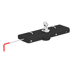 CURT Double Lock Gooseneck Hitch #60607